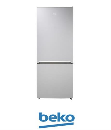 beko מקרר מקפיא תחתון דגם RCNT415I00ZBS