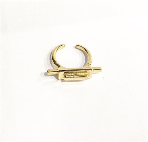 טבעת טוני זהב