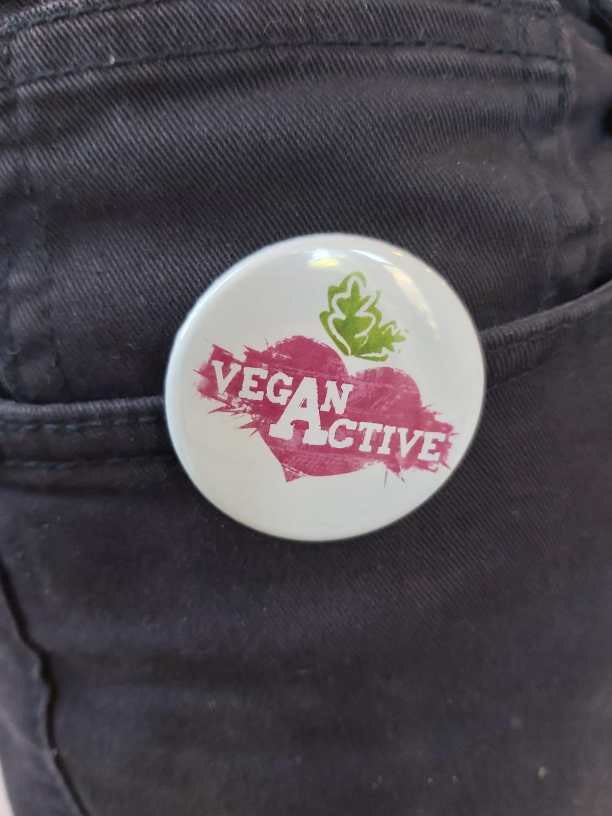 סיכת Vegan Active
