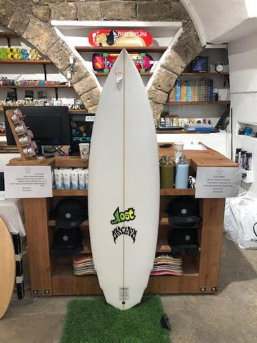 LOST V3 STEALTH PU 5'8 FCS