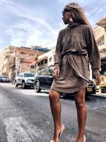 שמלת אירה בז'