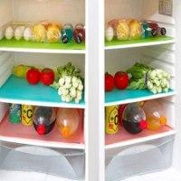 משטח אנטיבקטריאלי למקרר