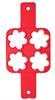 רביעיית פרחים - תבנית סיליקון להכנת פנקייקים