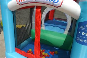 מתקן קפיצה הבית השמח הפי הופ - 9315 - Happy House Happy Hop