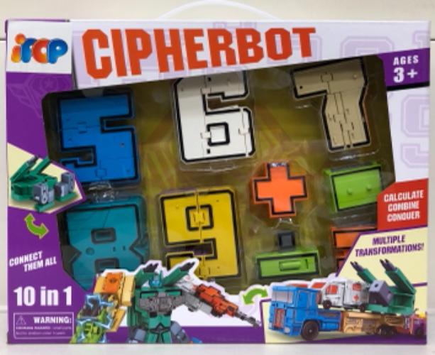 רובוט מספרים
