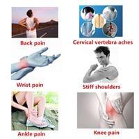 ספריי טבעי להקלה על כאבי שרירים ופרקים- Spray & relief