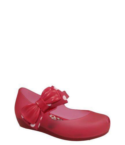 נעלי בובה ורודות MINI MELISSA