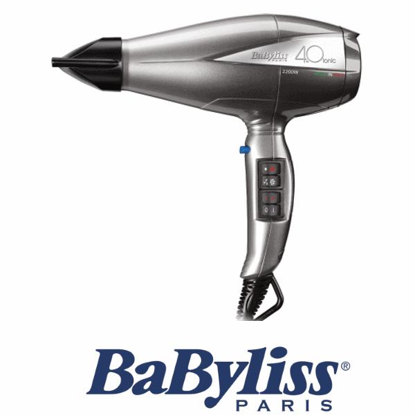 BaByliss מייבש שיער מקצועי דגם: 6670E