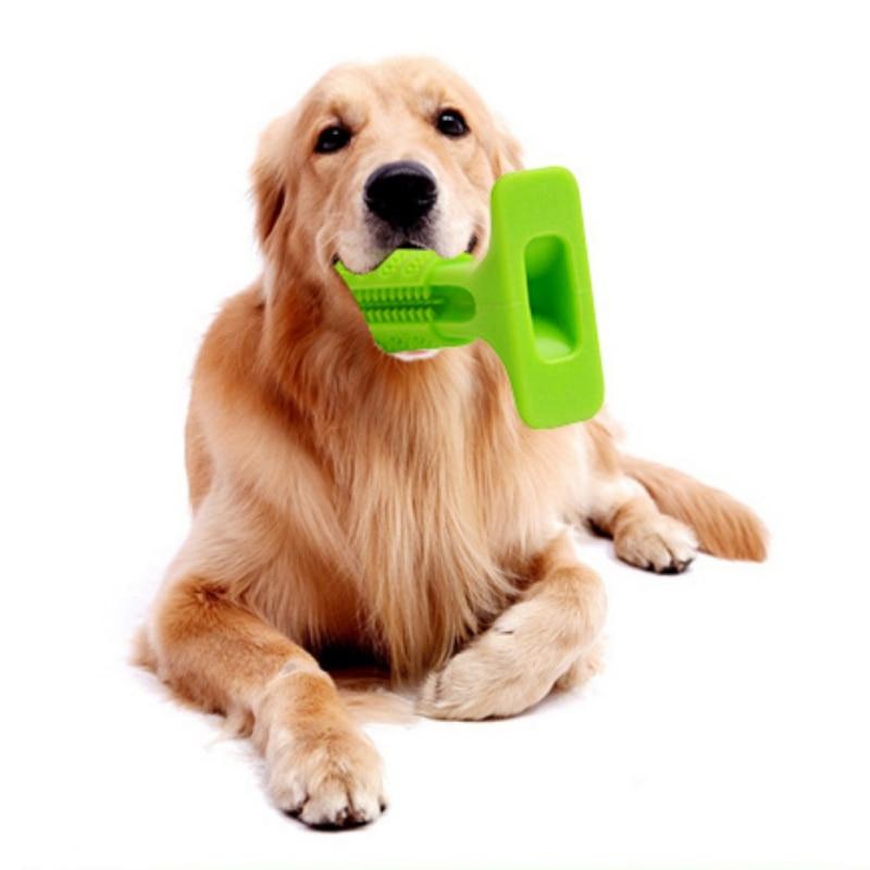 מנקה שיניים צעצוע מיוחד לכלב בשלושה גדלים