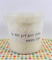 פתיתי סבון שקוף/לבן - דלי 750 גר'