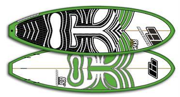 "CSE 8'6"" Wave"