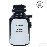 טוחן אשפה טורנדו - טוחן 1 כח סוס - 2 שלבי טחינה מוצר מומלץ !!! 5 שנות אחריות