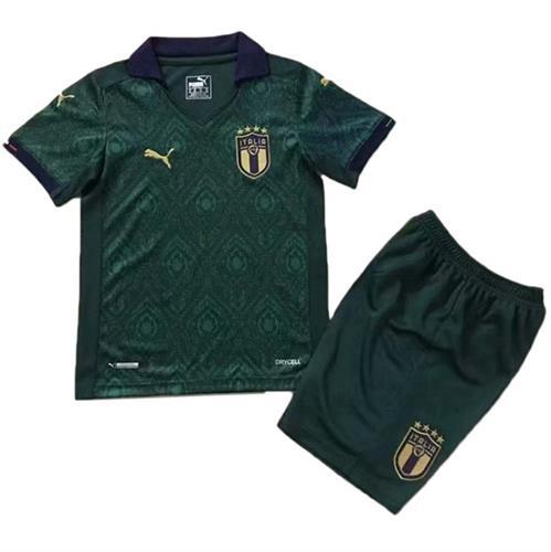 חליפת ילדים איטליה שלישית יורו 2020