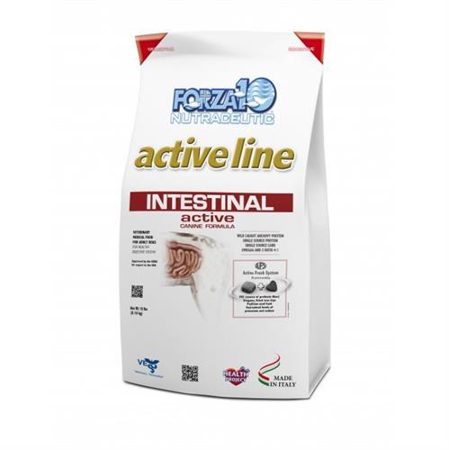 """מזון רפואי לכלבים פורזה אקטיב INTESTINAL מ 4 ק""""ג"""