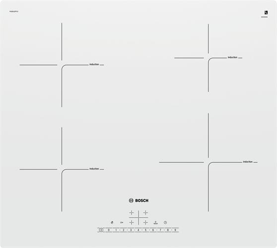 כיריים אינדוקציה Bosch PUE612FF1Y בוש