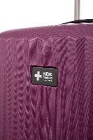 סט 3 מזוודות איכותיות SWISS - צבע סגול