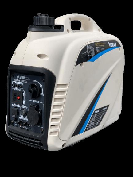 גנרטור אינוורטר Super silent 2200W חברת YAMAR