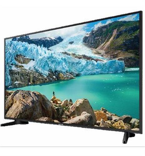 """טלוויזיה """"75 SMART TV 4K FLAT Premium slim תוצרת SAMSUNG דגם 75RU7090 יבואן רשמי סמליין!"""