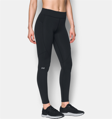 טייץ נשים  אנדר ארמור Under Armour Women's Pocketed Pencil Studio Capris 1254074-002