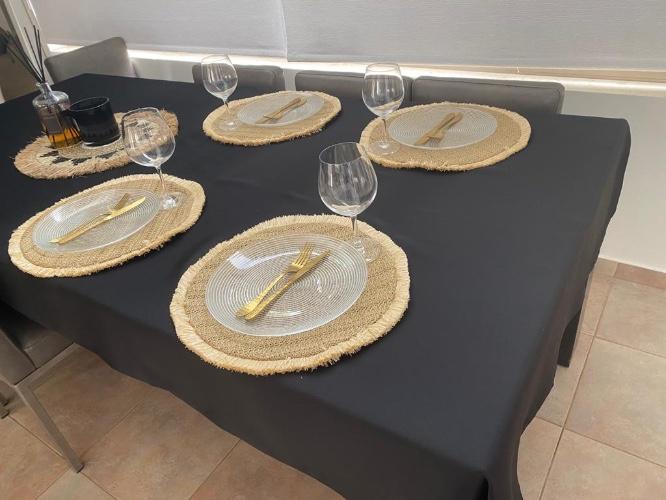מפת שולחן דגם פאולינה