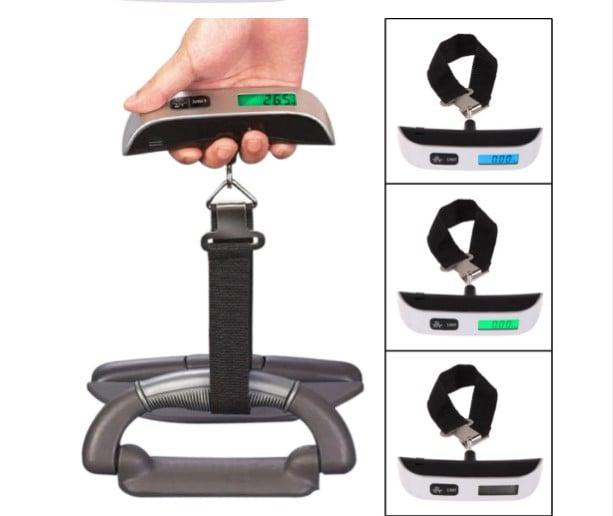 משקל נייד דיגטלי למזוודה