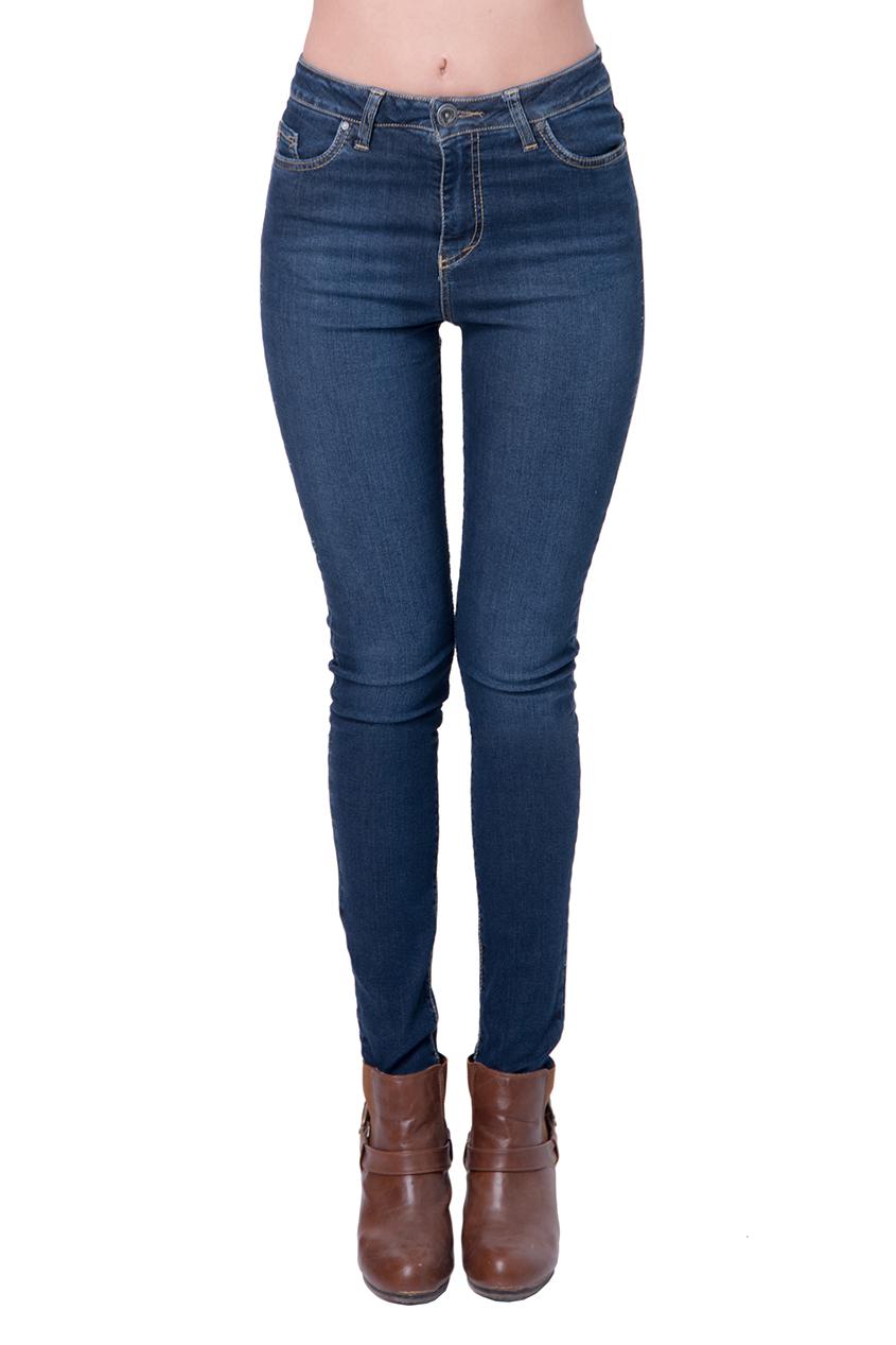 ג'ינס ענת כהה