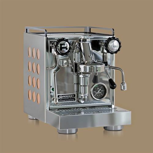 מכונת קפה מקצועית ROCKET-MILANO Appartamento