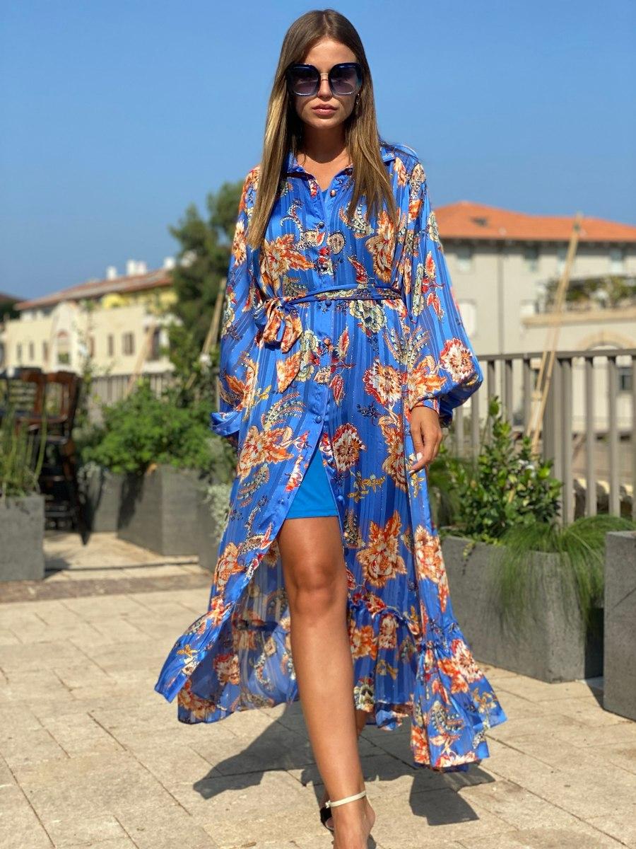 שמלת שיפון ריאנה