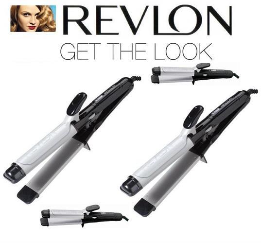 מחליק שיער Revlon RV057CF