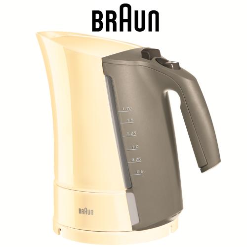 קומקום חשמלי BRAUN בסדרה צבעונית דגם: WK300C