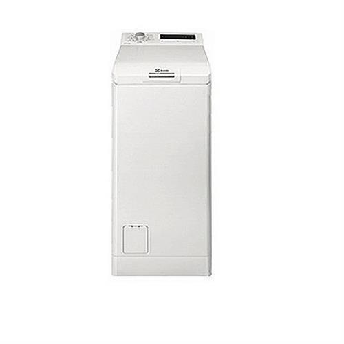 """מכונת כביסה פתח עליון Electrolux EWT1062TDW 6 ק""""ג"""