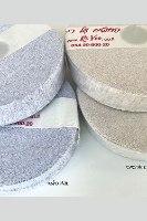 חוטים פרוסים לסריגת שיטחים, חוטים לסריגה, חוטי טריקו פרוסים, חוט טריקו פרוס, חוטי טריקו בצבע אפור בהיר, חוטי טריקו צבע אפור סילבר,