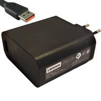 מטען למחשב נייד לנובו יוגה Lenovo 20V-3.25A USB Yoga 3 65W