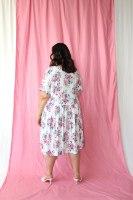 שמלת היילי FLOWERS