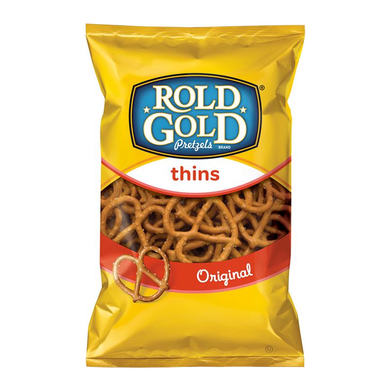 rold gold pretzels - פרצל דקים 283.5 גרם
