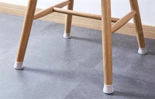 מגני סיליקון לרגלי הכיסא - סט 36 יחידות משתלם במיוחד