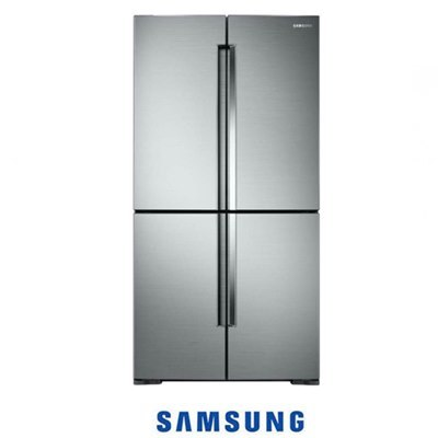 מקרר 4 דלתות Samsung RF85K9012ML/SR 836 ליטר
