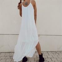שמלת FLORENCE לבנה