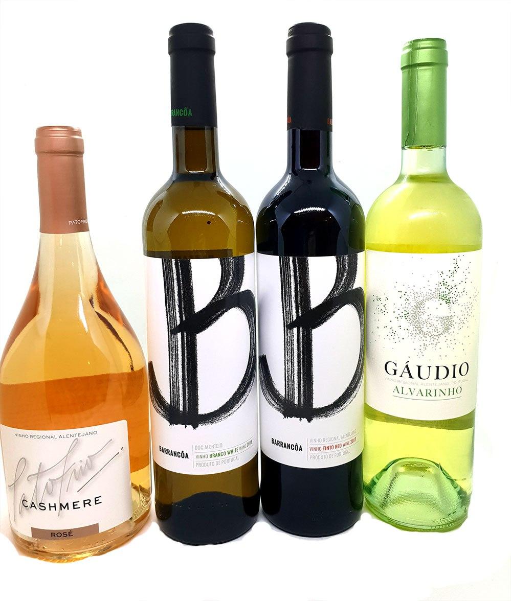 חבילת יינות פורטוגליים