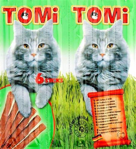 חטיף טומי TOMI בטעם הודו וכבש