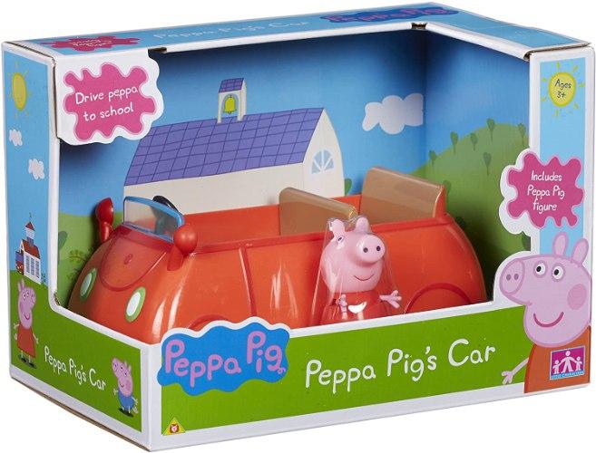 רכב משפחה peppa pig
