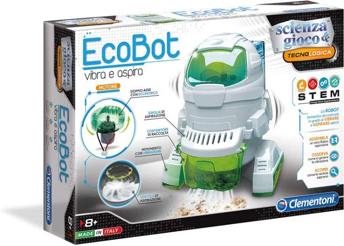 רובוט שואב אבק Ecobot