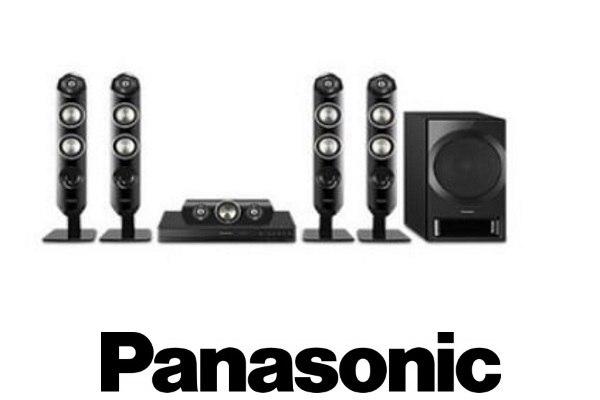 Panasonic מערכת קולנוע ביתי משולבתCh. 5.1 דגם SCXH333