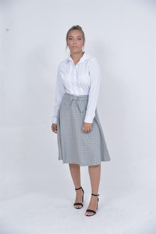 חולצת אלגנט סלימפיט צמודה