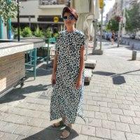 שמלת NAM - מנומר