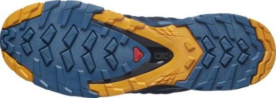נעלי הליכה לגברים XA PRO 3D V8
