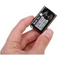 מצלמת ריגול מיני הקטנה בעולם בעלת חיישן תנועה לצילום וידאו וסטילס