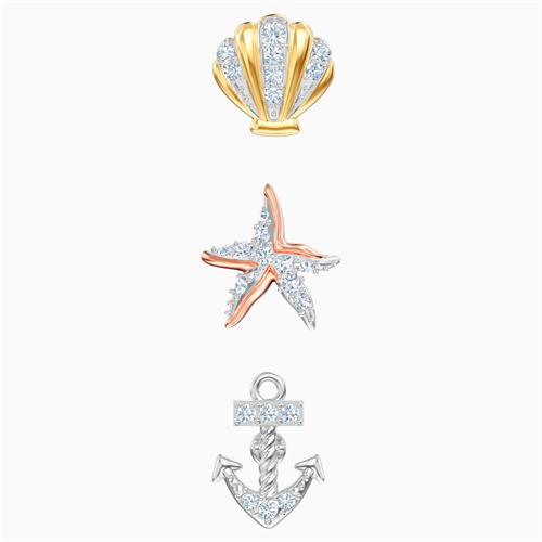 עגילים SWAROVSKI קולקציית OCEAN