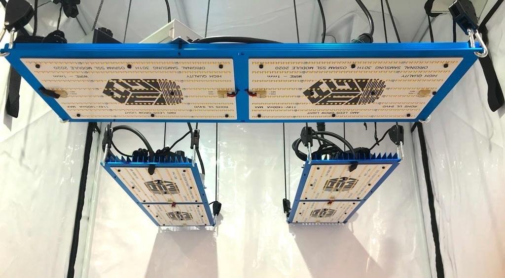 מערכת תאורה לד קוואנטום בורד AMG Quantum Board 720W PRO
