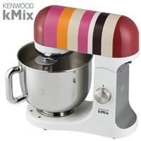 KENWOOD מיקסר kMix מיקסר בסדרה פסים אדום דגם: KMX84 מתצוגה !